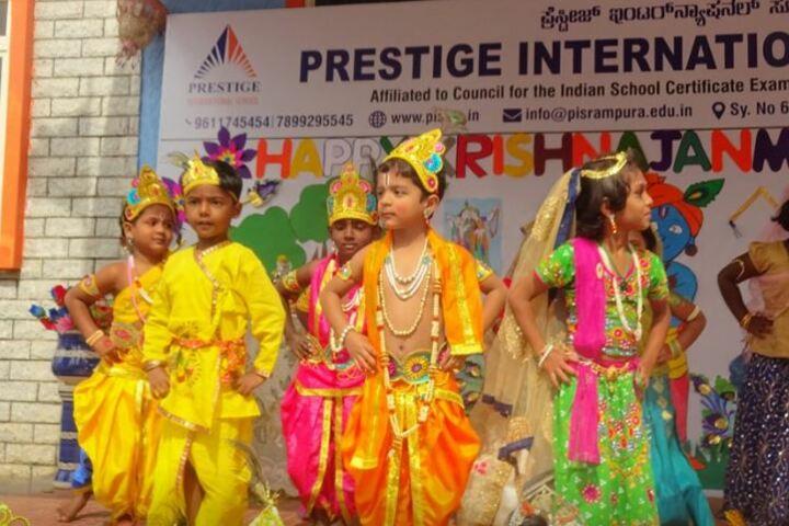 Prestige International School-Festival Celebration