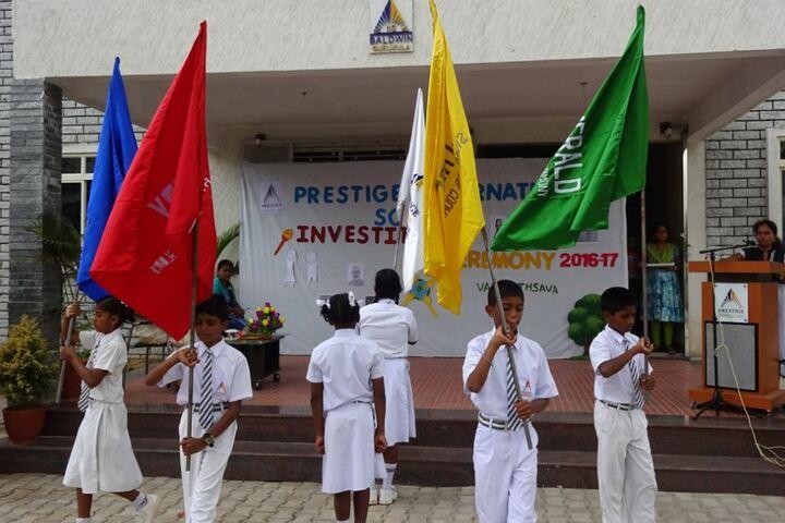 Prestige International School-Investiture Ceremony