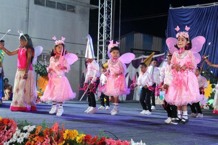 Prestige International School-Junior Dance