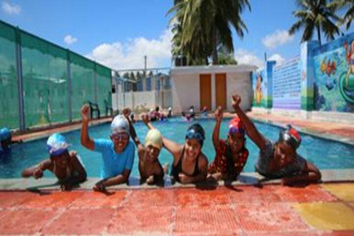 Prestige International School-Swimming