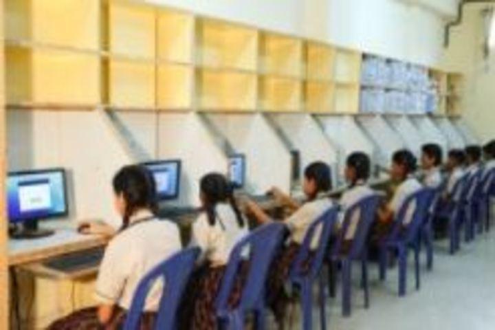 Aditya National Public School-Computer Lab
