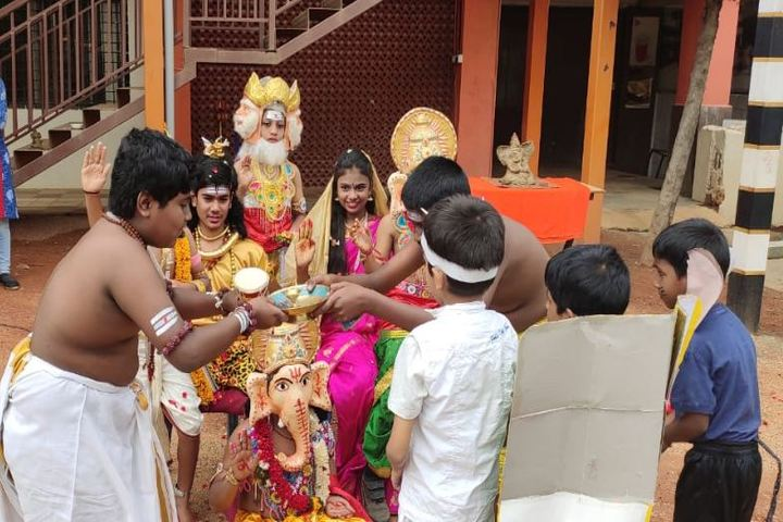 Aditya National Public School-Festival Celebrations