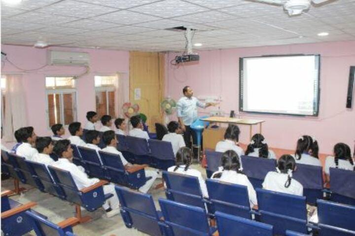 Jawahar Navodaya Vidyalaya-E Class Room
