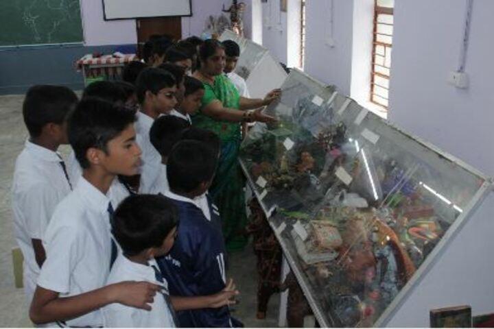 Jawahar Navodaya Vidyalaya-Museum