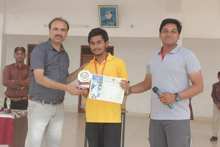 DAV Mukhyamantri Public School-Awards