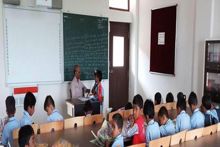 Aryabhatta International Academy-Class Room