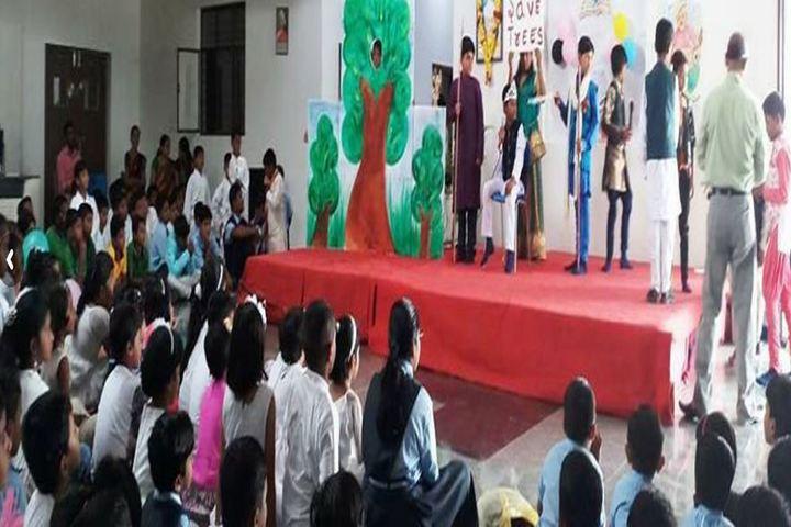 Aryabhatta International Academy-Drama