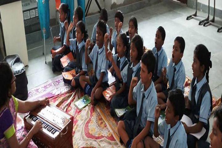 Aryabhatta International Academy-Music Classes
