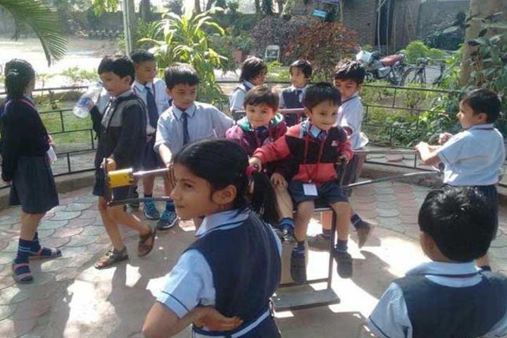 Aryabhatta International Academy-Play Area