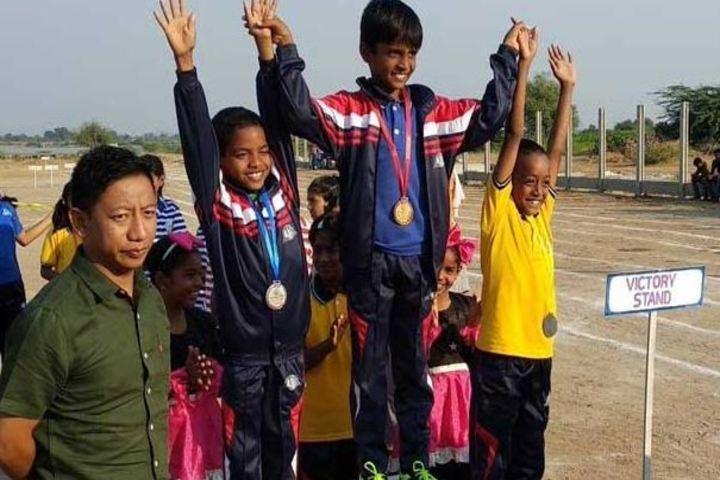 Aryabhatta International Academy-Winners