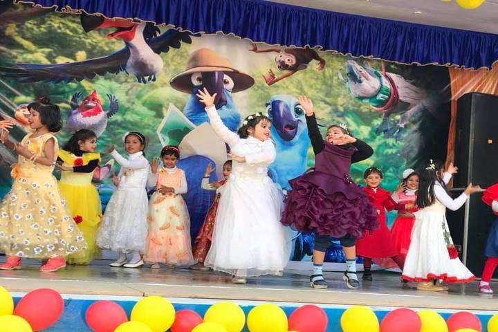 Holy Cross Ashram School-Event