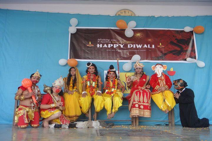 Holy Cross Ashram School-Festival Celebrations