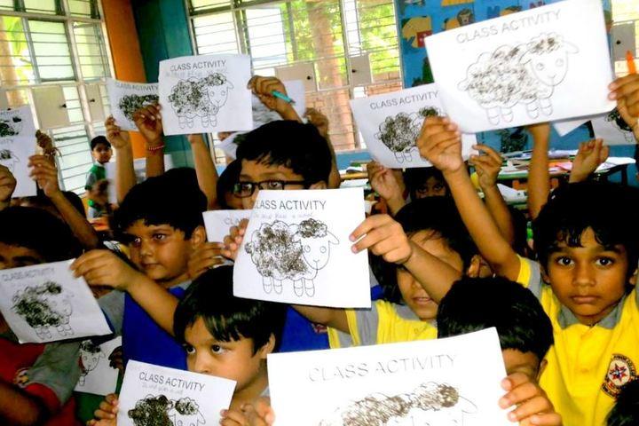 Wendy School Junior College-Class Activity