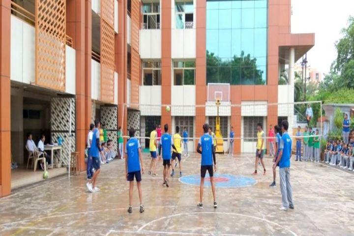 Wendy School Junior College-Sports Day