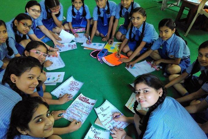 Wendy School Junior College-World Population Day