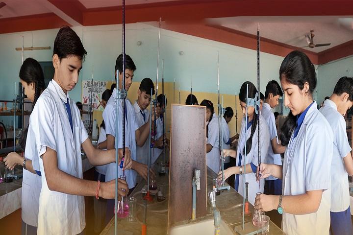 St Charles School-Lab