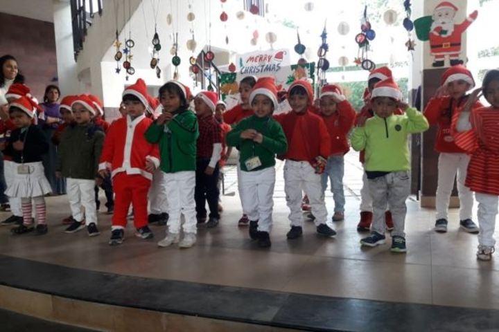 The Sanskaar Valley School-Assembly