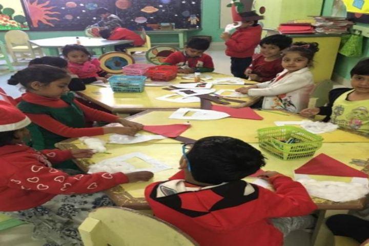 The Sanskaar Valley School-Christmas Celebrations