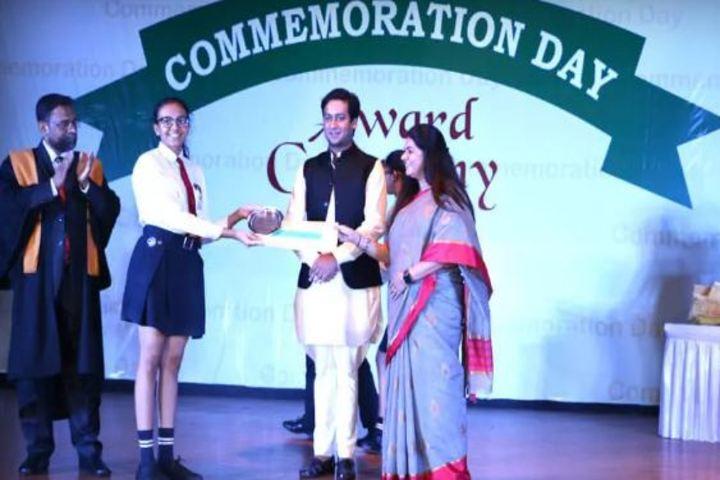 The Sanskaar Valley School-Commemoration Day