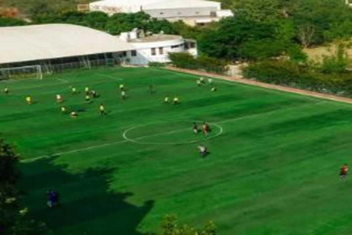 The Sanskaar Valley School-Play Ground