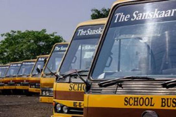 The Sanskaar Valley School-Transport