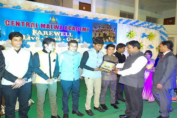 Central Malwa Academy-Fare Well Celebration