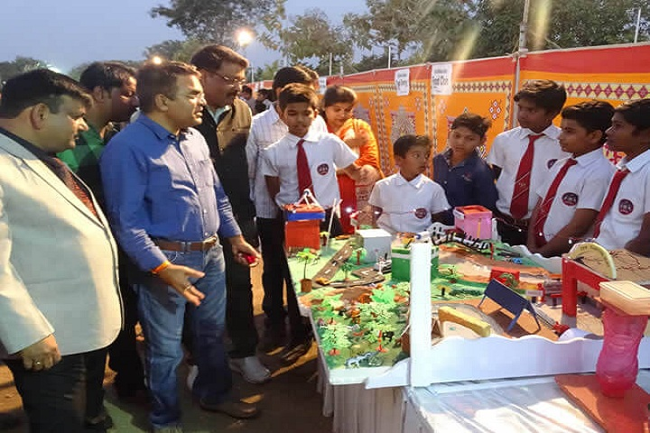 Central Malwa Academy-Science Exhibition