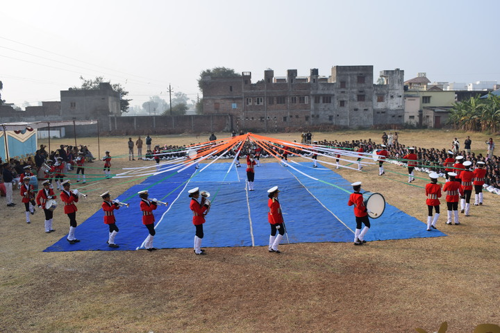 St Thomas Higher Secondary School-Annual Sports Day