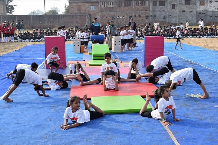 St Thomas Higher Secondary School-Yoga Day