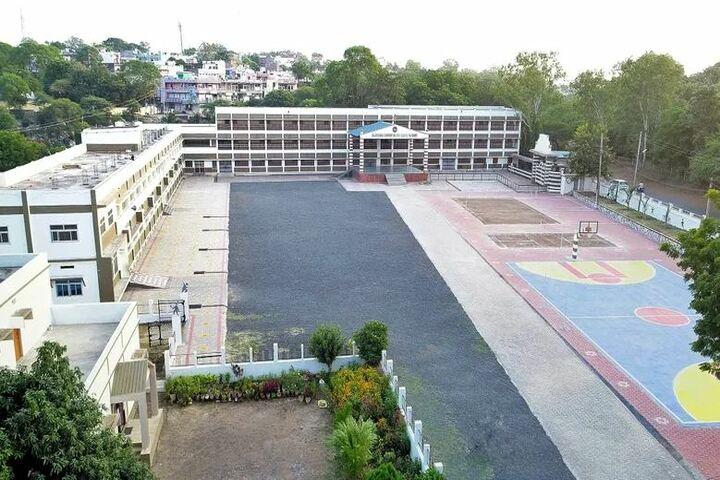 Rajeshwar Convent Higher Secondary School-Campus