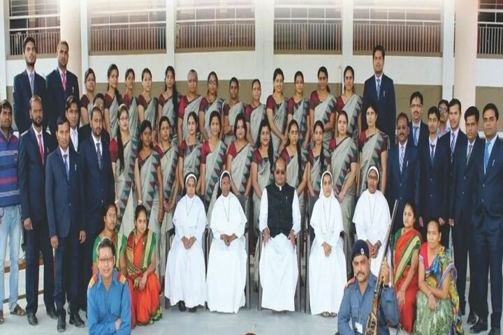 Rajeshwar Convent Higher Secondary School-Group Photo