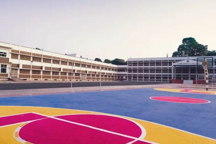 Rajeshwar Convent Higher Secondary School-Play Ground
