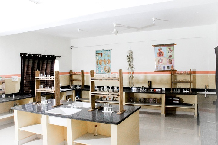 Rajeshwar Convent Higher Secondary School-Science Lab