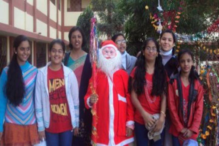 Nirmala Convent School-Christmas Celebrations