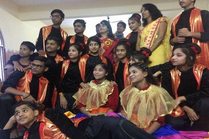 Nirmala Convent School-Cultural Bonanza
