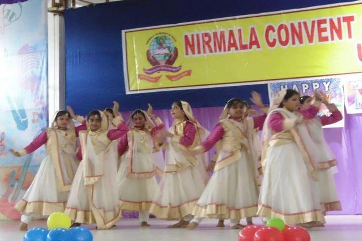 Nirmala Convent School-Dance