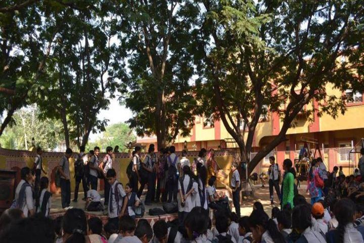 Nirmala Convent School-Educational Tour