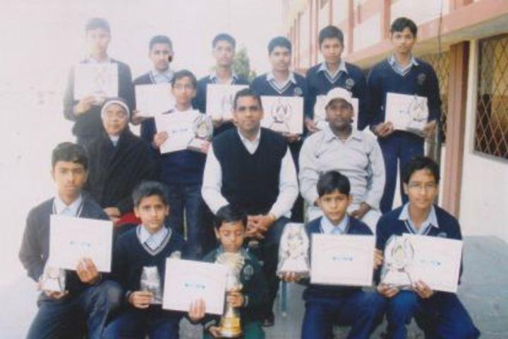 Nirmala Convent School-Felicitation