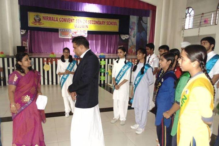 Nirmala Convent School-Investiture Ceremony