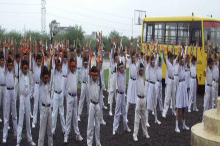 Nirmala Convent School-Morning Exercise