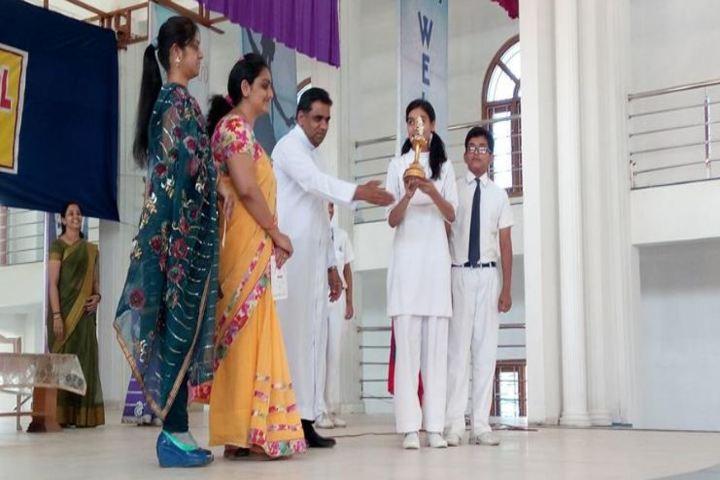 Nirmala Convent School-Prize Distribution
