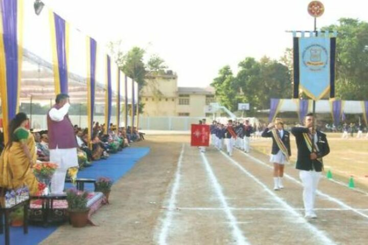 Christ Church Jabalpur Diocesan High School-Sports Meet