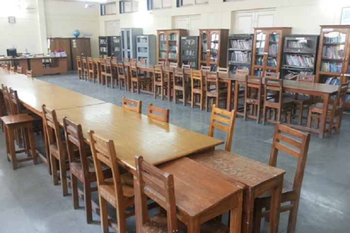 Christ Church Jabalpur Diocesan High School-Library
