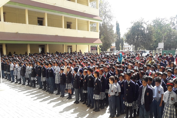 Christ Church Jabalpur Diocesan High School-Prayer
