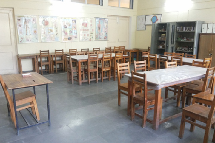 Christ Church Jabalpur Diocesan High School-Staff Room