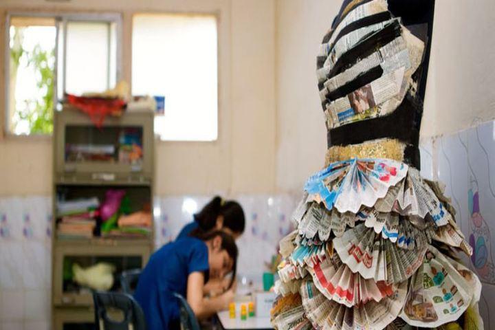 Progressive Education Iv School-Art and Craft