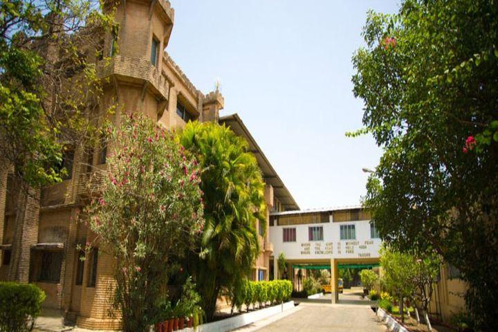 Progressive Education Iv School-Campus