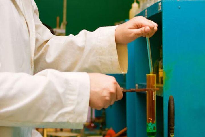 Progressive Education Iv School-Chemistry Lab