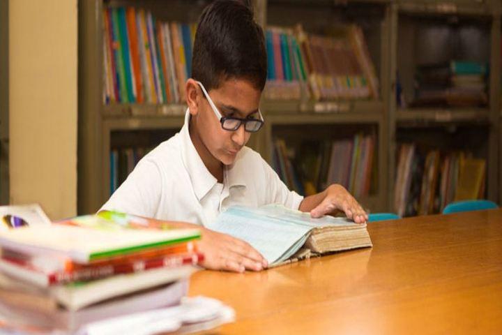 Progressive Education Iv School-Library