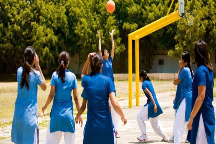 Progressive Education Iv School-Sports